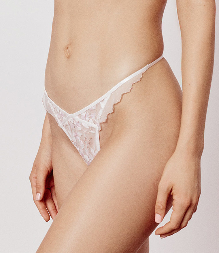 nikita jane for love and lemons mariette embroidery thong 4