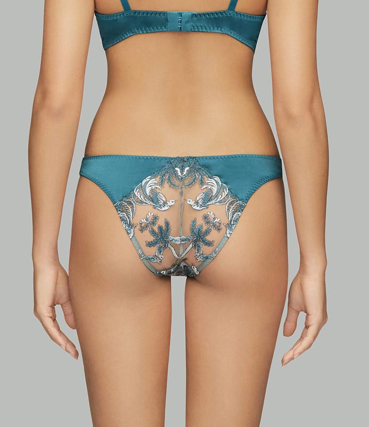 nikita jane coco de mer lovers palm bikini brief