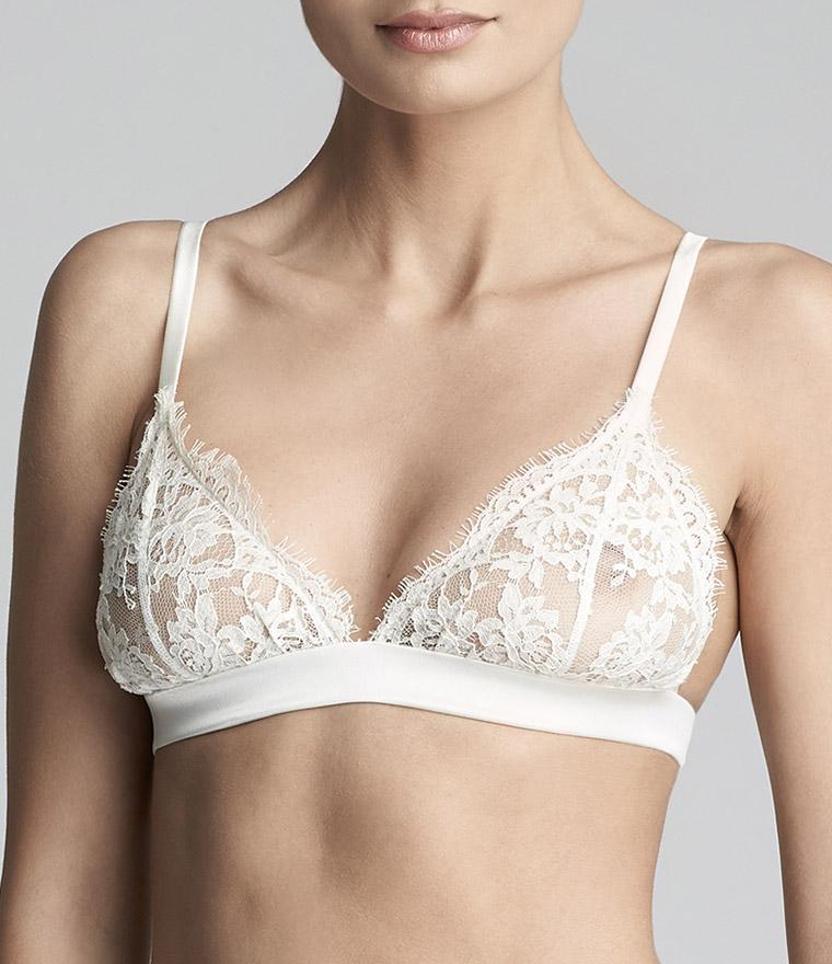 nikita jane id sarrieri lace soft cup triangle bra