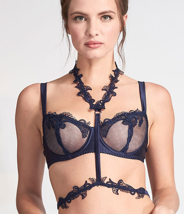 nikita jane fleur of england midnight harness